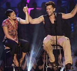 Tu recuerdo    (Ricky Martin con La Mari de Chambao)